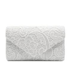 Elegant Spets Grepp/Lyx Bag