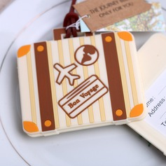 Luggage Design Rubber Luggage Tags
