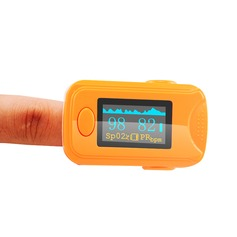 Portable Fingertip Pulse Oximeter(Sold in a single piece)