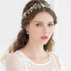 Fashion Rhinestone/Imitation Pearls Headbands (042096365)
