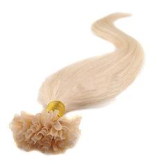 5A Virgin / remy Rakt människohår Tape i hårförlängningar 100stranden per förpackning 40g