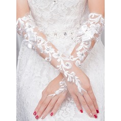 Tulle Bridal Gloves (014132842)