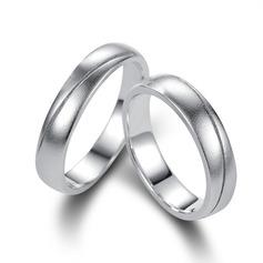 Sterling Silver Pierścienie par