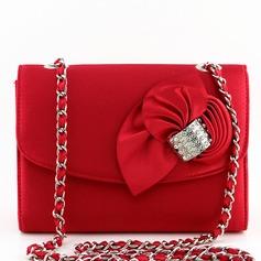 Classical Satin Fashion Handbags
