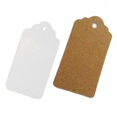 Style Classique/Charmant/Simple Carte papier Stickers (Lot de 50)