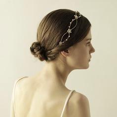 Elegant Legering Pannband (Säljs i ett enda stycke)