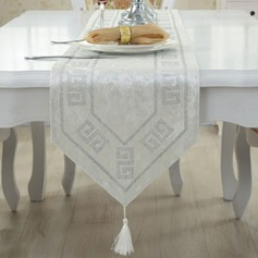 Tischläufer Stoff Elegant Tisch Deko