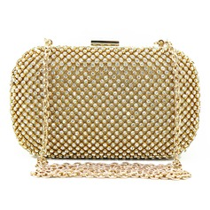 Unique Crystal/ Rhinestone Clutches/Minaudiere