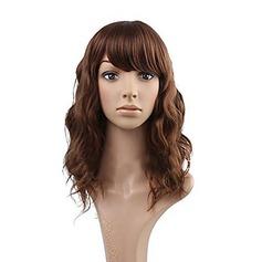 4A Ej remy Vattenvåg Mänskligt hår Full Lace Parykar