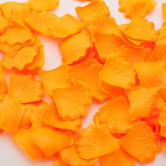 Orange Fabric Petals (set of 500)