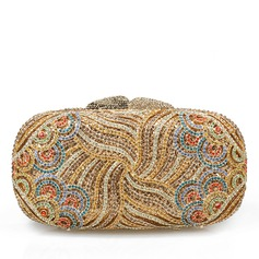Shining Crystal/ Rhinestone Clutches/Bridal Purse/Luxury Clutches
