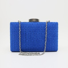 Refined Velvet/Lace Clutches