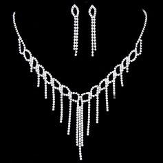 великолепный сплав/Стразы женские Комплекты ювелирных изделий