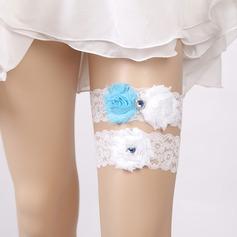 Elegant bryllup Strømpebånd