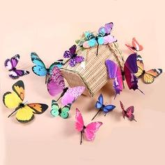 Einfacher Schmetterling Papier Kämme und Haarspangen