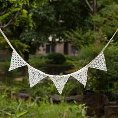 Banner Tema Jardín/Tema Clásico Encaje Precioso Accesorios de fotos del stand/Banner Decoraciones de boda