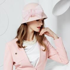 Dames Mode/Simple/Romantique/Style Vintage Coton Disquettes Chapeau