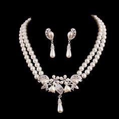 Bonito Liga Senhoras Conjuntos de jóias