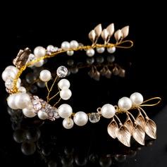 Filles Exquis Alliage/De faux pearl Tiaras