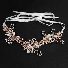 Mode koppar Pannband (Säljs i ett enda stycke)
