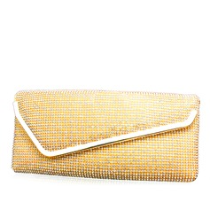 Attractive Crystal/ Rhinestone Clutches (012067201)