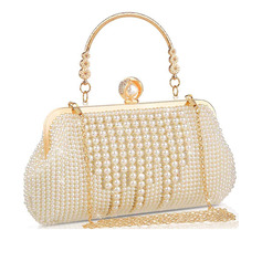 Elegant/Classical Pearl Clutches/Bridal Purse/Evening Bags