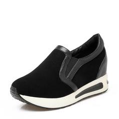 Women's leatherette Sneakers