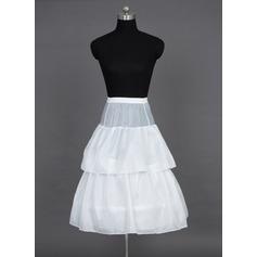 Tule/Tafetá Deslizar a linha/Deslizamento de vestido cheio