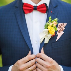 Enkel/Klassisk stil/Fin Pen/Attraktiv Tre Wedding Sign