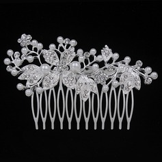Elegant Alloy/Metal Combs & Barrettes (Sold in single piece) (042093406)