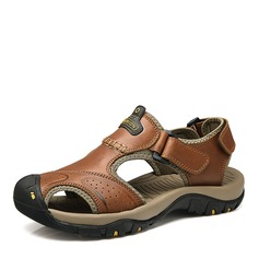 Men's Real Leather Casual Men's Sandals (262172099)