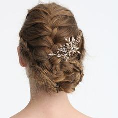 Abbigliamento donna Gorgeous Strass/lega/Di faux perla Forcine con Strass/Perla Veneziano (Venduto in un unico pezzo)
