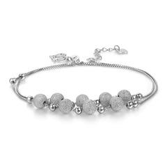Ladies ' Świecący 925 Srebro Body Jewelry Znajomi/Druhna