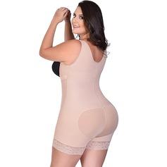 Kvinnor Klassisk stil/Charmen/Tillfällig Chinlon/dakron Kroppsdräkt/Shorts Shapewear