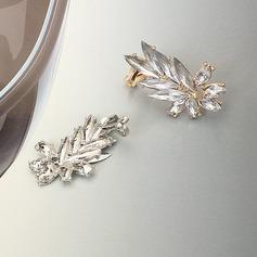Gorgeous Legering Akryl Ladies ' Mode øreringe (Sælges i et enkelt stykke)
