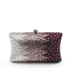 Elegant Kristall/Strass Grepp/Lyx Bag