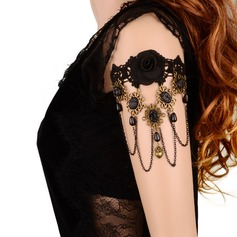 Bonito Liga/Renda Senhoras Corpo de jóias
