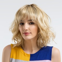 Body Wavy Synthetic Hair Synthetic Wigs (219175399)