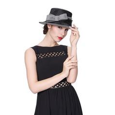 Ladies' Beautiful/Fashion/Glamourous/Elegant/Unique/Amazing/Eye-catching/Charming/Fancy/Romantic/Vintage With Bowknot Beach/Sun Hats