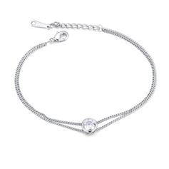 Simple Zircon de Dames Bracelets de mode