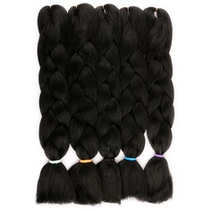 Jumbo Braid Synthetic Hair Braids (Sold in a single piece) 100g