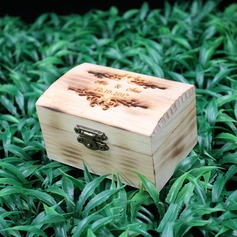 Elegant/Chic/Classic Ring Box in Wood