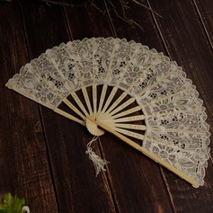 Lace Wedding Fans