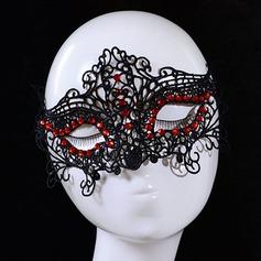 Senhoras Clássico Renda Máscaras (Vendido em uma única peça)