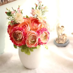 Gorgeous Free-Form Fabric Bridesmaid Bouquets/Decorations -