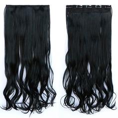 En vrac cheveux synthétiques Pince pour extensions capillaires (Vendu en une seule pièce) 120g