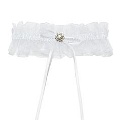 Classic Wedding Garters