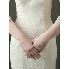 Tul Codo Largo Guantes de novia