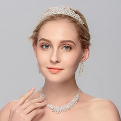 Charme Cristal Senhoras Conjuntos de jóias