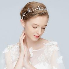 Schöne Legierung Stirnbänder mit Strass/Kristall (In Einem Stück Verkauft)